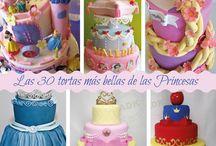 Ideas para cumpleaños infantiles / Ideas de decoración para cumpleaños, tortas y más