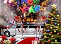 Holiday Backgrounds and Backdrops