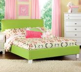Girls Bedroom / Furniture and Decor for a girls bedroom
