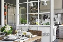 vetrata cucina
