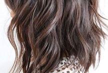 Med hair