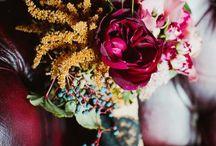 Bridesmaid bouquet shape