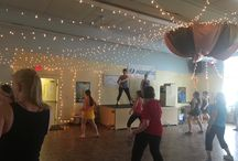 Jazzercise Amherst Fitness Center / Fun memories from our studio!