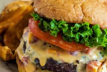 All About Burgers / Burgers / by Amelia's Bistro