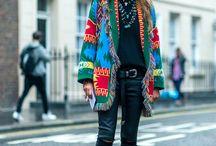 fashion week London Street Style Spring 2017 / fashion week London Street Style Spring 2017