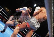 Nait Slimani Eddy / Boxeur boxe pieds poings Fullcontact K-1