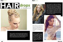 YON MAGAZINE_Hair by Ermi Sdrali / My FASHION .... Your FASHION .... His FASHION .... Her FASHION .... ''YoN! '' magazine.......