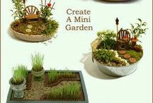 Mini Zahrada
