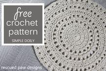 Crochet home.