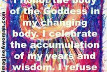 Honour the Goddess
