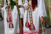 Traditional Costumes / Culture Shock