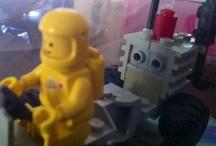 Lego / Even little round ladies love Lego!