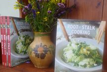 Field to Table Arrangements / Field to table arrangements. Family style farm tables.