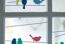 Bird Crafts Preschool