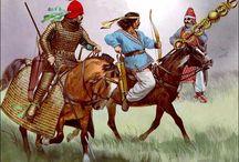 Parthians / History, warriors and culture of Parthian empire.