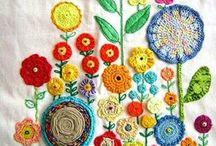 crochet idea for blanket