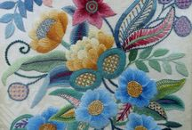 Embroideries, Ethno