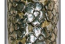 artes com papel alumínio
