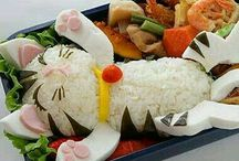 Animal shaped food