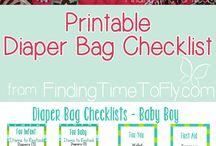Baby - diaper bag