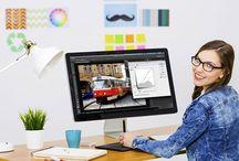 Kurs i Photoshop / Kurs i Photoshop för alla som vill lära sig redigera bilder på proffsnivå.
