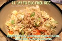 21 Day Fix / by Morgan Dixon