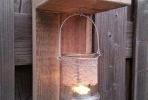 Wieszak na lampę