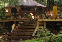 jolies cabanes
