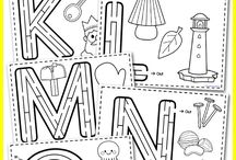 Mazes for Kids / Free Printable Mazes for Kids.