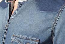 baju koko jeans