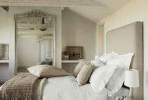 Slaapkamer / Inspiratie voor decoratie slaapkamer