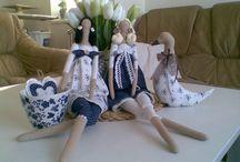 my creative style /  moje ruční práce- my hand-made...