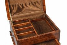 Amish Jewelry Boxes
