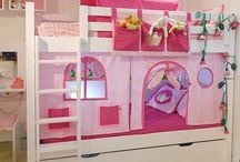 Dětské ložnice