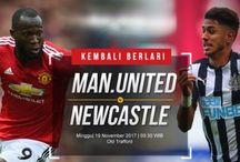 Prediksi Manchester United vs Newcastle United 19 November 2017