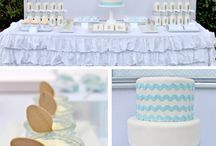baby party / shower and party ideas for little people