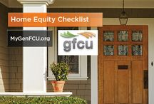 Home 101 / Follow this board for home equity tips & home budgeting!
