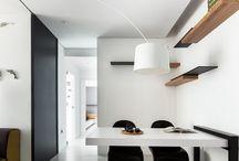 scandinavian inteior. / Interiors with Scandinavian spirit #scandinavian #white #interior #minimalism #vintage