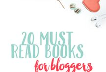 Book Blogging Tips / A board filled with useful tips and advice for book bloggers.