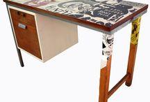 Desk & Desk