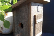 Birdhouses / ........ideas