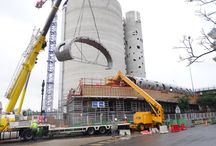 Hormigón / Obras con una buena ejecución del hormigón, generalmente proyectos que dejan el hormigón visto como un material más de expresión arquitectónica