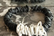 Ceramic and Porcelain jewelry / Because the Elegance is fragile...
