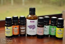 Essential oils and uses