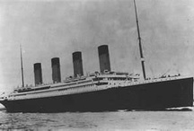 Titanic / This tragedy has held people spellbound since the day it happened. / by Mary Downey Harger