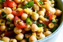 beans & chickpeas