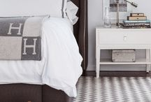 Gray Grey Bedrooms / Bedrooms in shades of gray, greige and more.