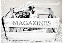 My ~Fav-o-rite~ Magazines / by Clara Sears