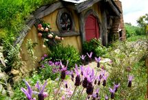 Magical houses, habitations and doors