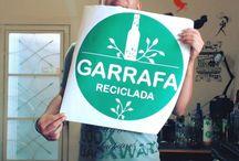 Garrafa Reciclada / Acesse www.garrafareciclada.com.br